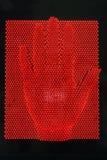 Mano roja imagenes de archivo