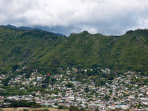 Manoa Valley Stock Photo