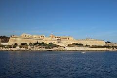 Manoel forte, Malta Fotografie Stock