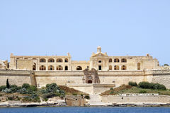 Manoel island malta Royalty Free Stock Images