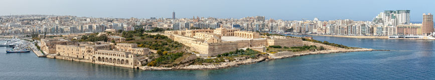 Manoel Island Royalty Free Stock Photo