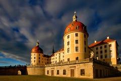 Manoir célèbre Moritzburg de chasse Photo stock