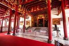 Manoir chinois à Coup-PA-dans le palais d'été Photographie stock