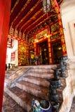 Manoir chinois à Coup-PA-dans le palais d'été Image stock
