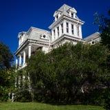 Manoir 1 d'abandon à la Nouvelle-Orléans Etats-Unis Image libre de droits