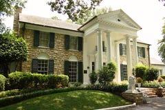 Manoir d'Elvis Presley Graceland à Memphis Photos stock