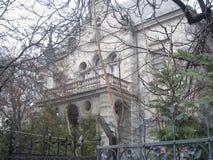 Manoir de Budapest images libres de droits
