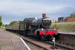 Manoir de Dinmore de la classe 7820 de GWR 7800 photo stock