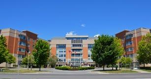 Manoir de Hastings, Belleville, Ontario Photos libres de droits