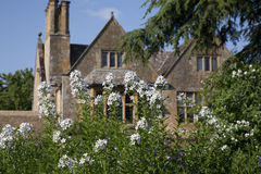 Manoir de Hidcote Images stock