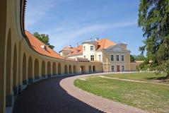 Manoir de Krusenstern Photo stock