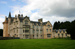 Manoir en Ecosse Images stock