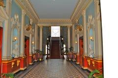 Manoir intérieur de Werribee Photographie stock