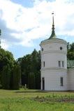 Manoir Tarnowski (XVIII-XIX c de tour d'eau ) image libre de droits