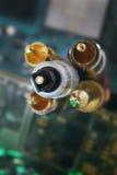 Manojo de alambres y de cables Fotos de archivo