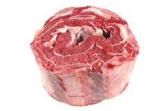 Manojo de carne cruda Imagen de archivo libre de regalías