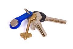 Manojo de claves foto de archivo libre de regalías