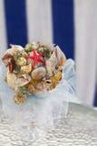 Manojo de conchas marinas Foto de archivo libre de regalías