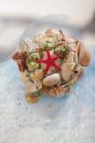 Manojo de conchas marinas Foto de archivo