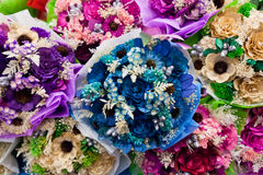 Manojo de flor Imágenes de archivo libres de regalías