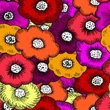 Manojo de floral enrrollado libre illustration