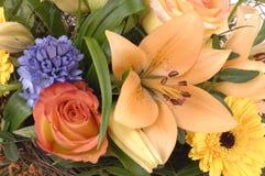 Manojo de flores Fotografía de archivo