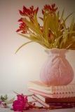 Manojo de flores hermoso Fotografía de archivo libre de regalías