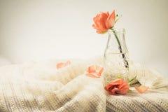 Manojo de flores hermoso Imágenes de archivo libres de regalías