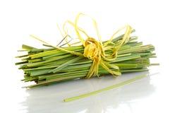 Manojo de hierba de limón Fotos de archivo libres de regalías