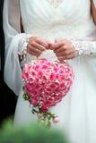 Manojo de la boda Fotografía de archivo