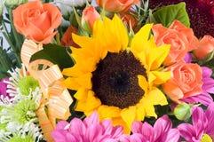 Manojo de la flor Foto de archivo