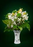 Manojo de las flores del bebé Fotografía de archivo libre de regalías