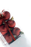 Manojo de ornamentos encajonados Fotografía de archivo libre de regalías
