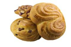 Manojo de pasteles Foto de archivo libre de regalías