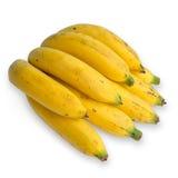 Manojo de plátano Imagenes de archivo
