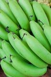 Manojo de plátano dulce Fotografía de archivo