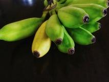 Manojo de plátanos Imágenes de archivo libres de regalías