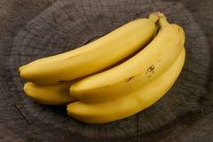 Manojo de plátanos Imagen de archivo libre de regalías