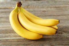 Manojo de plátanos Foto de archivo