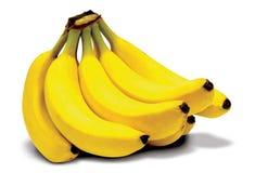 Manojo del plátano Fotografía de archivo
