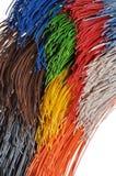 Manojos de cables Imagen de archivo libre de regalías
