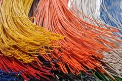 Manojos de cables Fotos de archivo libres de regalías
