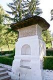 Manole fontanna, Curtea De Arges Zdjęcie Stock