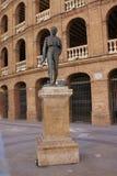 Manolo Mantoliv - El Matador Royalty Free Stock Images