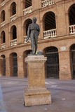 Manolo Mantoliv - Plaza del Toros Στοκ Εικόνες