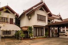Manoluck hotel w Luang Prabang, Laos Zdjęcie Stock