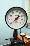 Manometer. Royalty Free Stock Photo