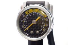Manometer Stock Image