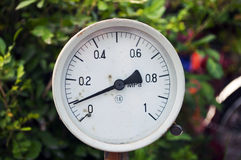 Manometer Stock Photos