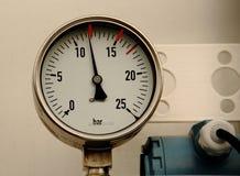 manometer Stock Foto